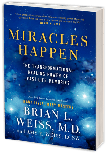 Amy Weiss author of Miracles Happen