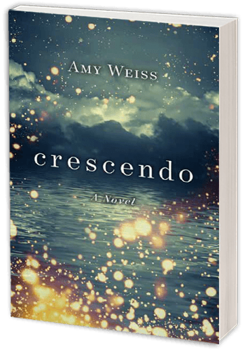 Amy Weiss author of Crescendo